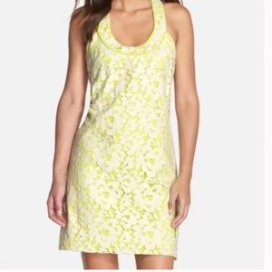 NWT Trina Turk Neon Lace Jessica Dress